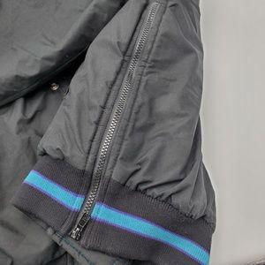 STARTER Jackets & Coats - Vintage Starter Jacket Charlotte Hornets Puffy Coa